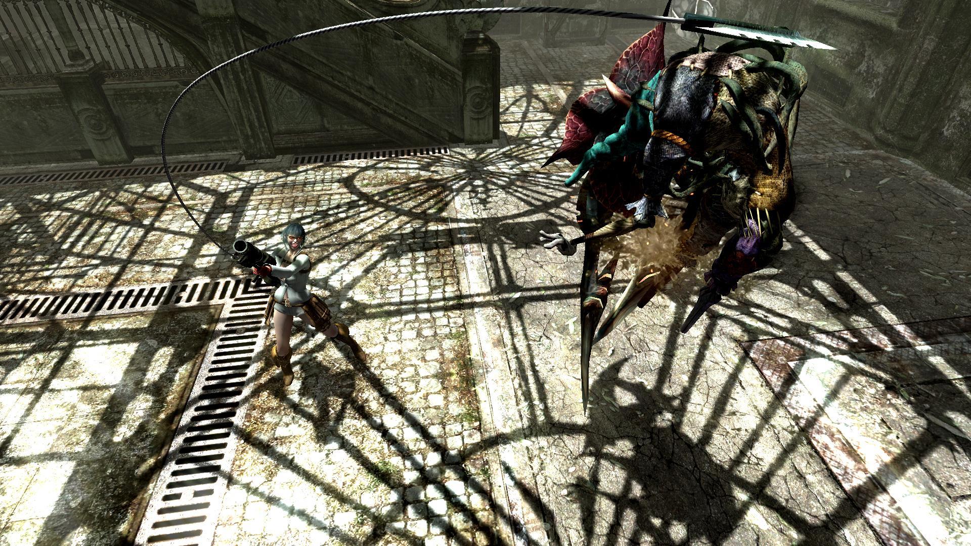 Přehlídka nových hratelných postav v Devil May Cry 4: Special Edition 108239