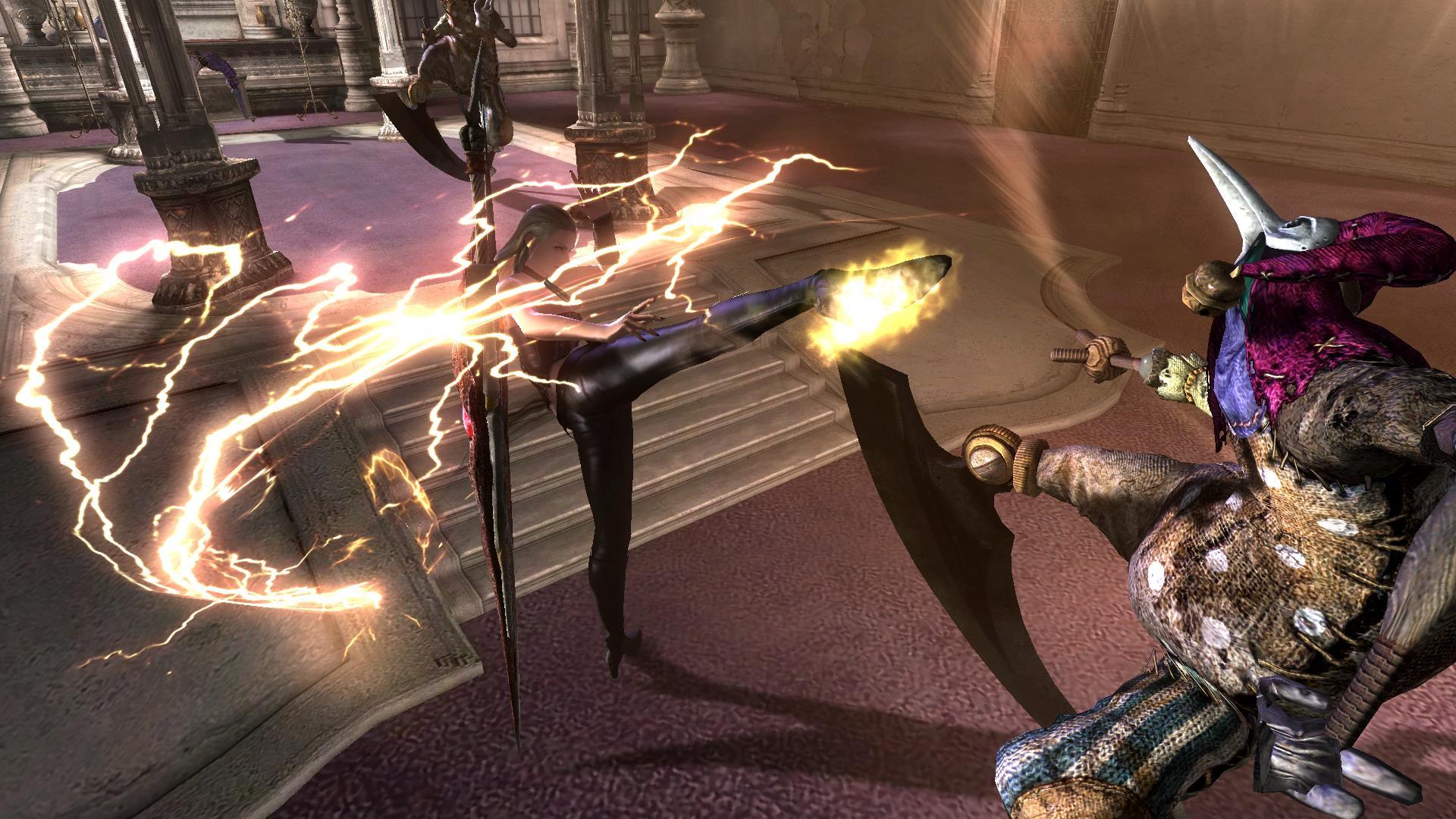 Přehlídka nových hratelných postav v Devil May Cry 4: Special Edition 108244