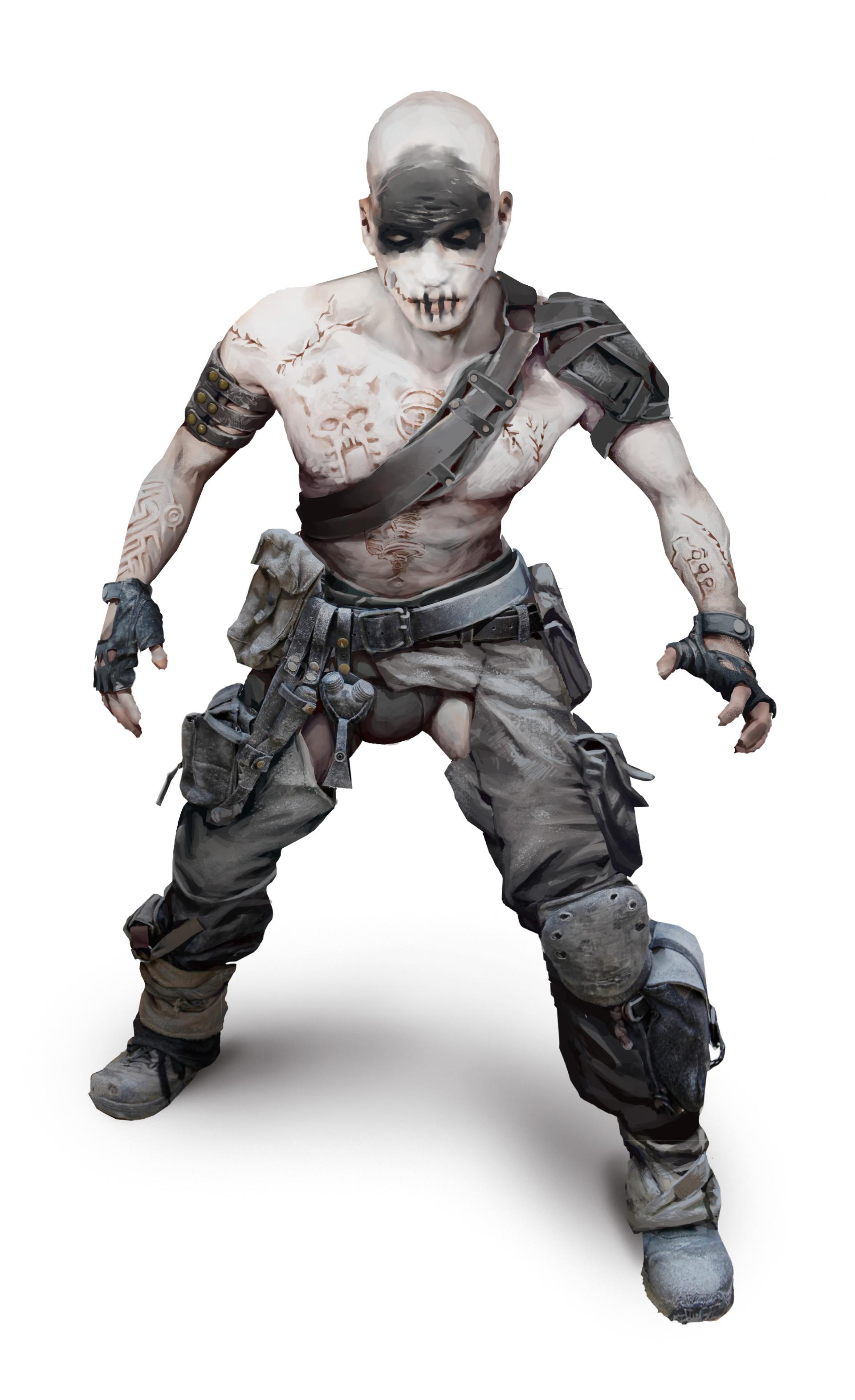 Obrazem: Post-apokalyptická pustina z akce Mad Max 108269