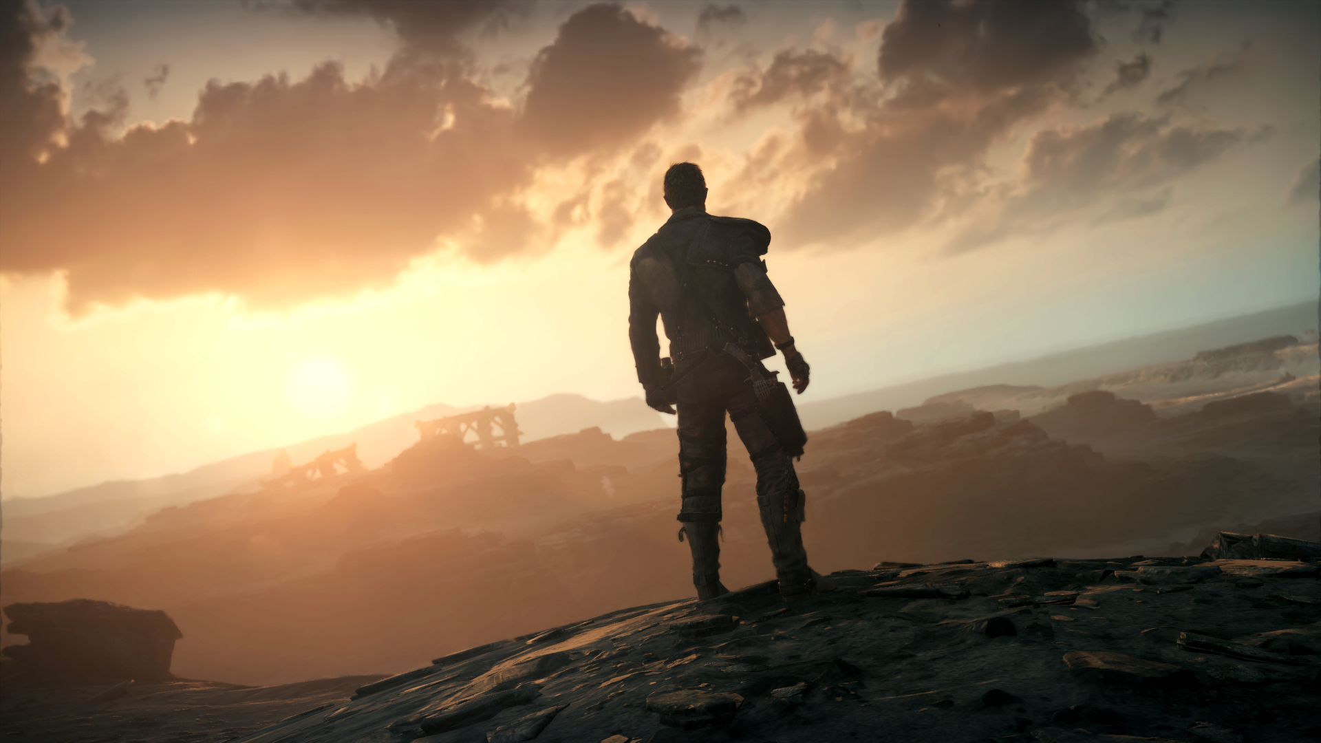 Obrazem: Post-apokalyptická pustina z akce Mad Max 108276