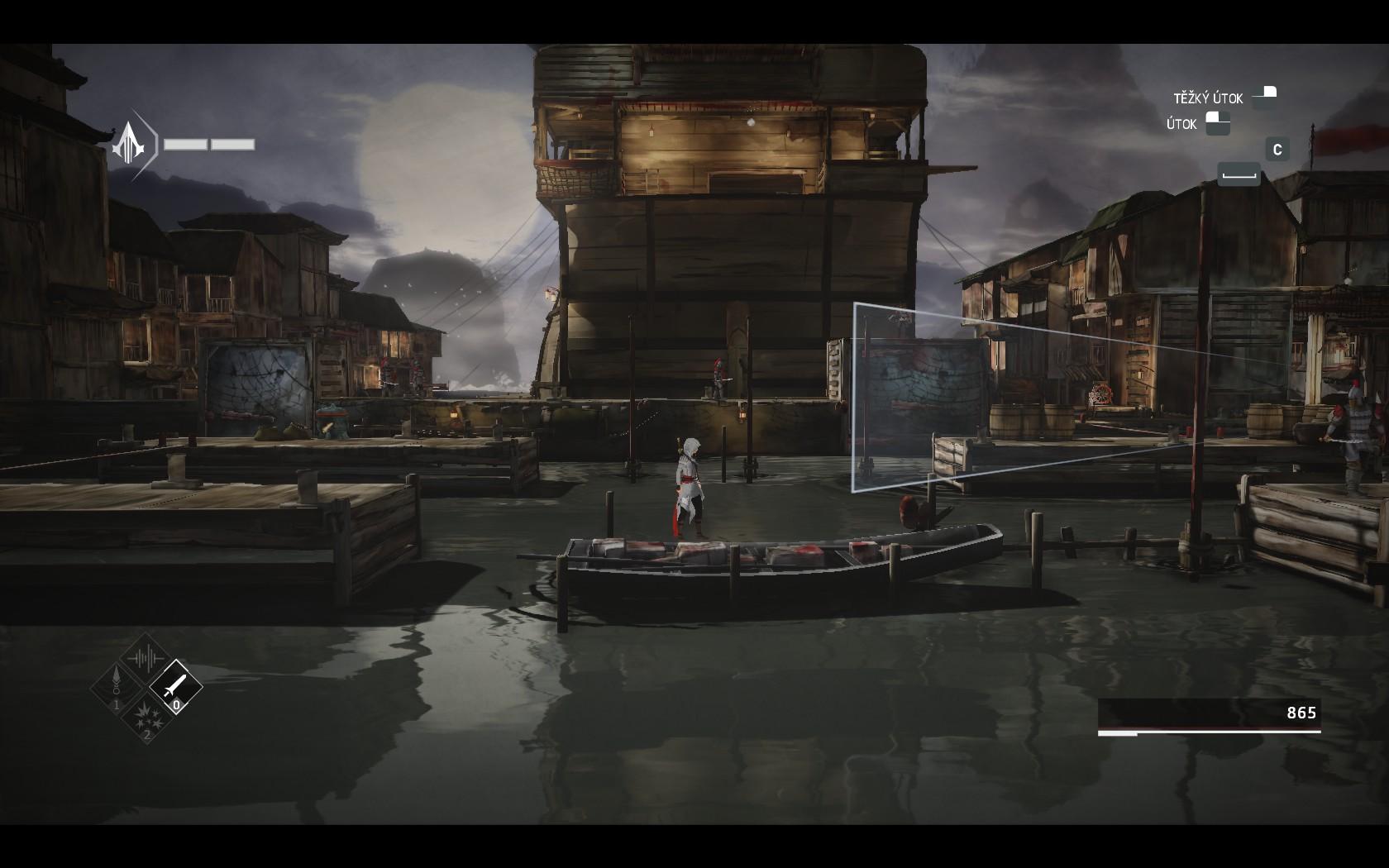 Assassin's Creed Chronicles: China - s čepelí v botě a vraždou na svědomí 108383