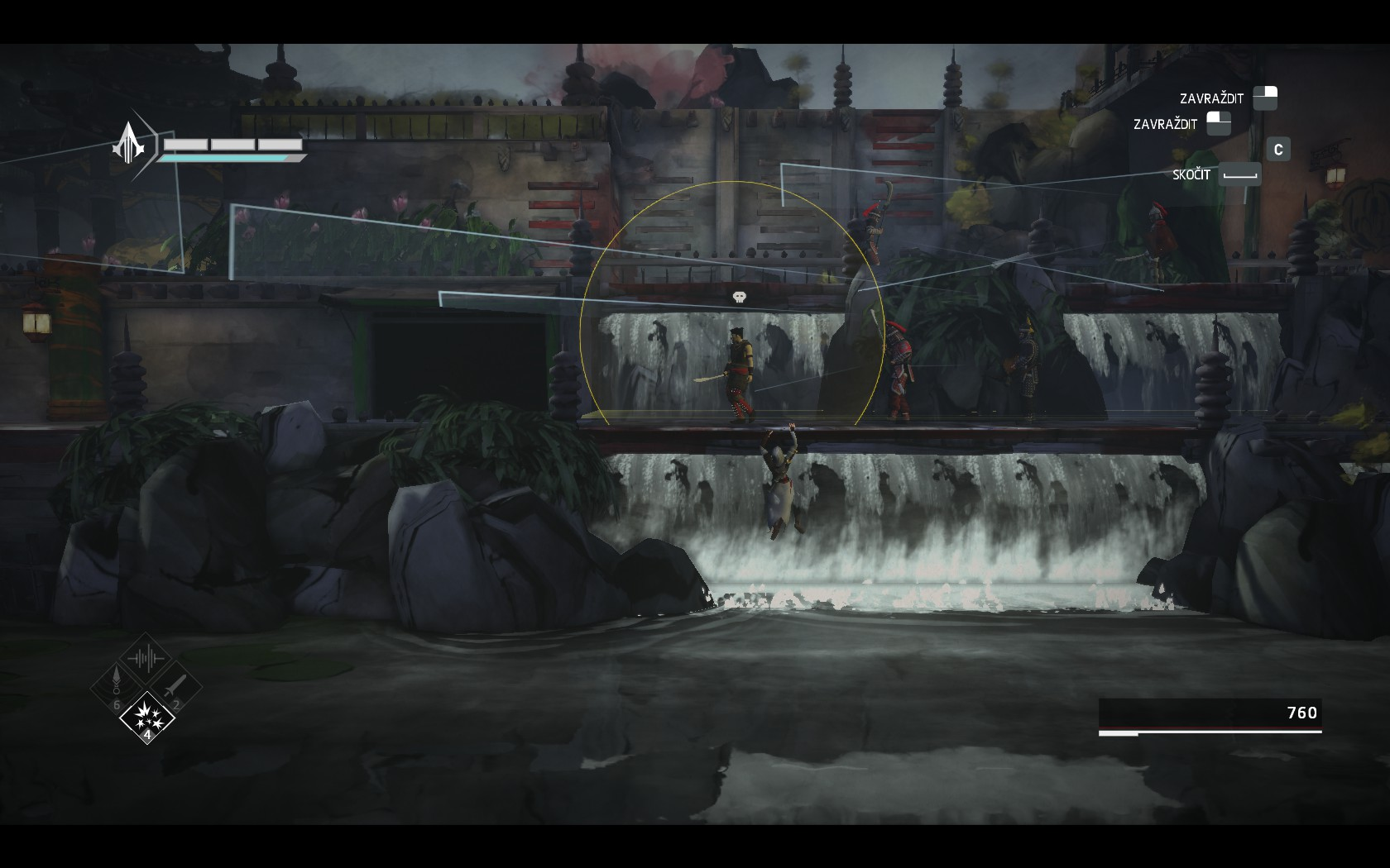 Assassin's Creed Chronicles: China - s čepelí v botě a vraždou na svědomí 108386