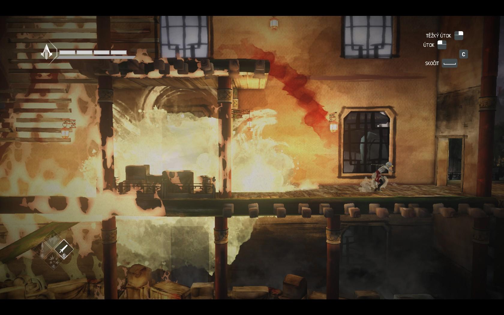 Assassin's Creed Chronicles: China - s čepelí v botě a vraždou na svědomí 108388