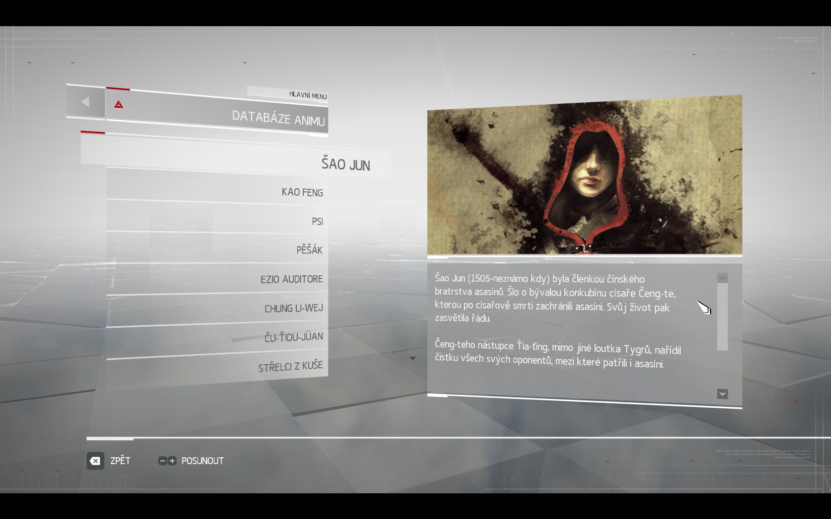 Assassin's Creed Chronicles: China - s čepelí v botě a vraždou na svědomí 108389
