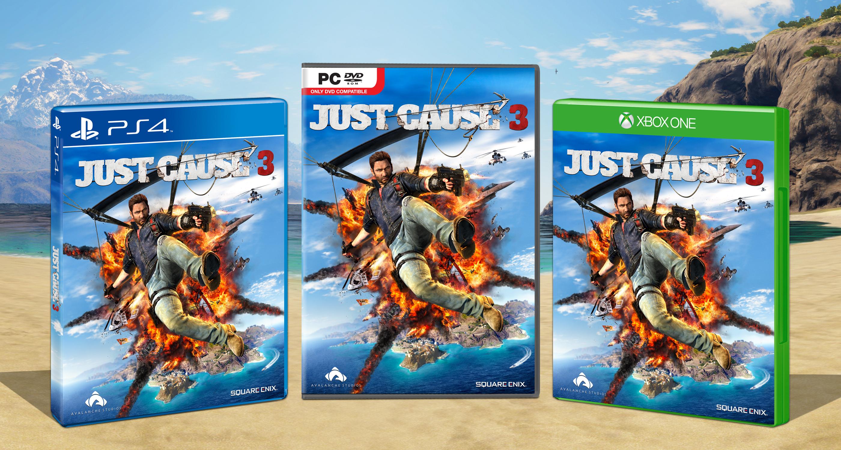 28. dubna první gameplay trailer z Just Cause 3 108393