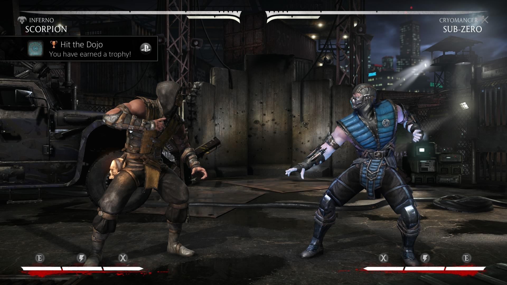 Mortal Kombat X - ještě brutálnější bojovka 108432