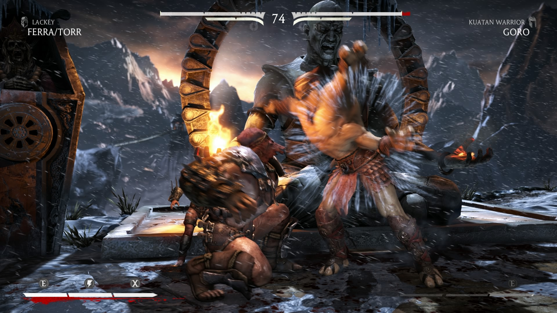 Mortal Kombat X - ještě brutálnější bojovka 108454