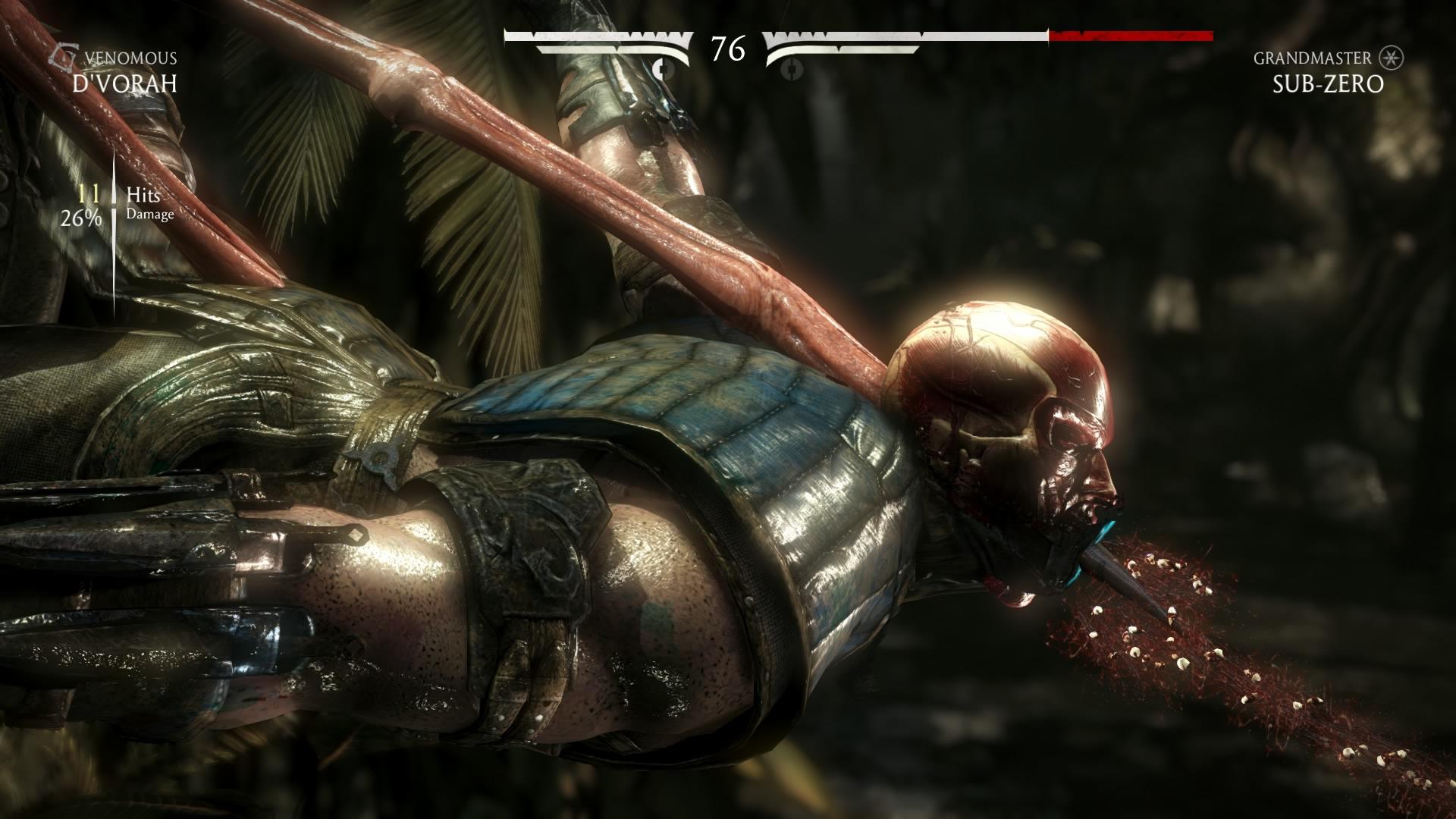 Mortal Kombat X - ještě brutálnější bojovka 108460
