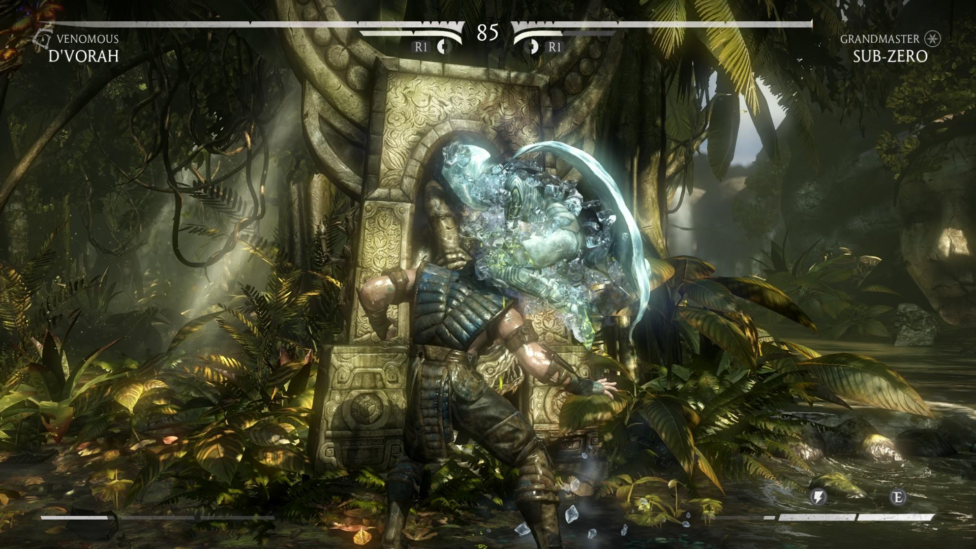 Mortal Kombat X - ještě brutálnější bojovka 108461