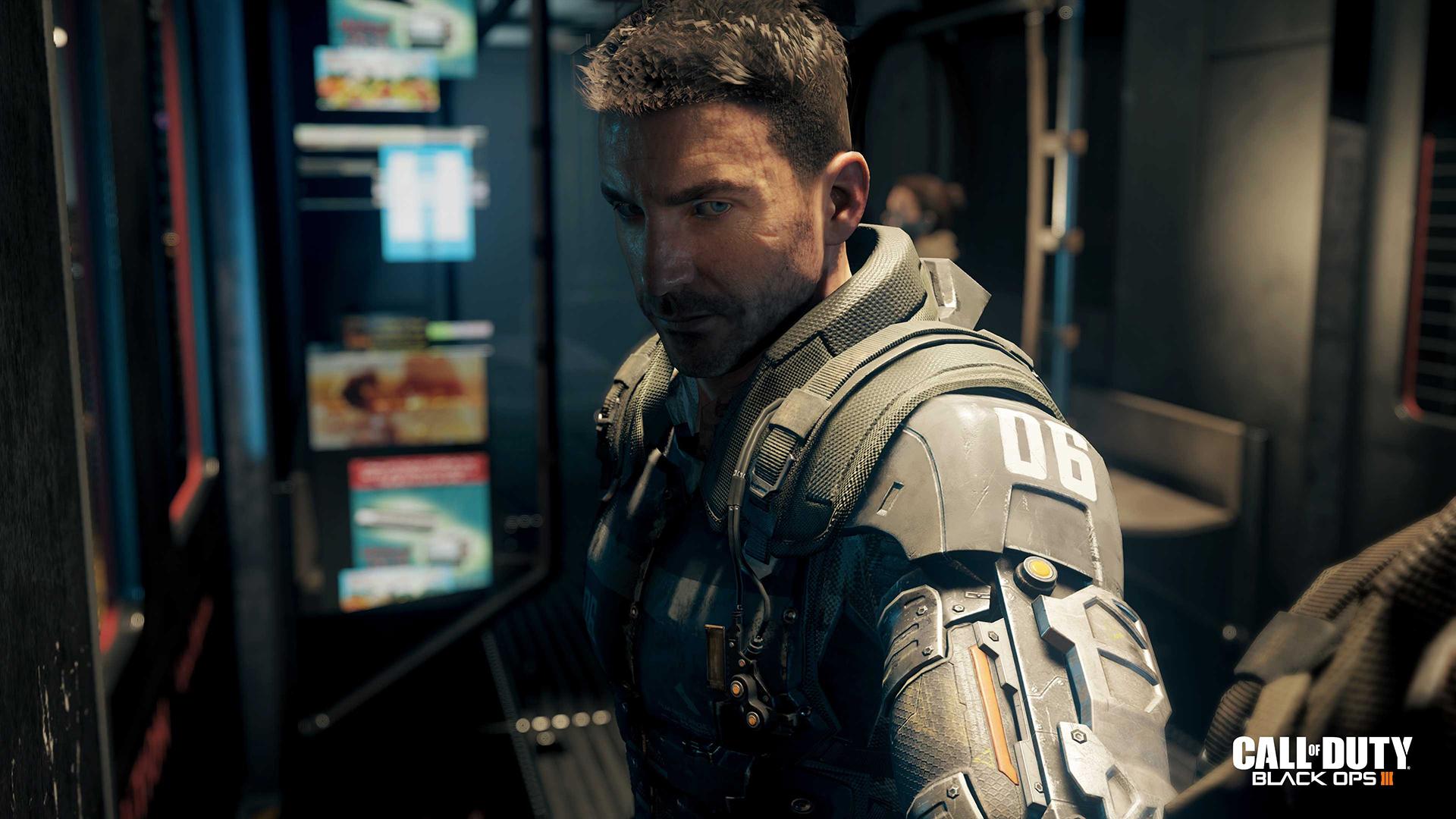 První trailer na Call of Duty: Black Ops 3 108476