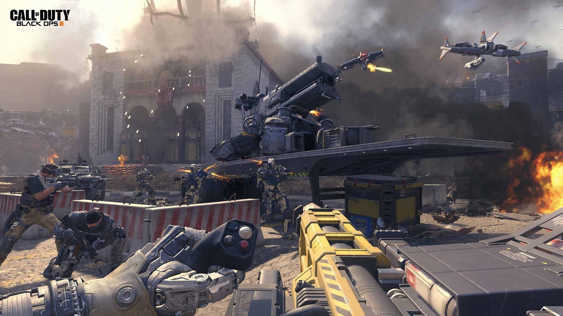 První trailer na Call of Duty: Black Ops 3 108477