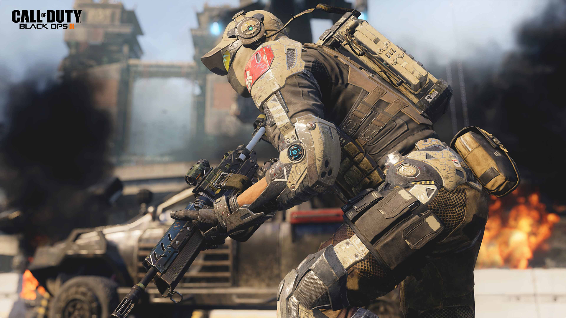 První trailer na Call of Duty: Black Ops 3 108479