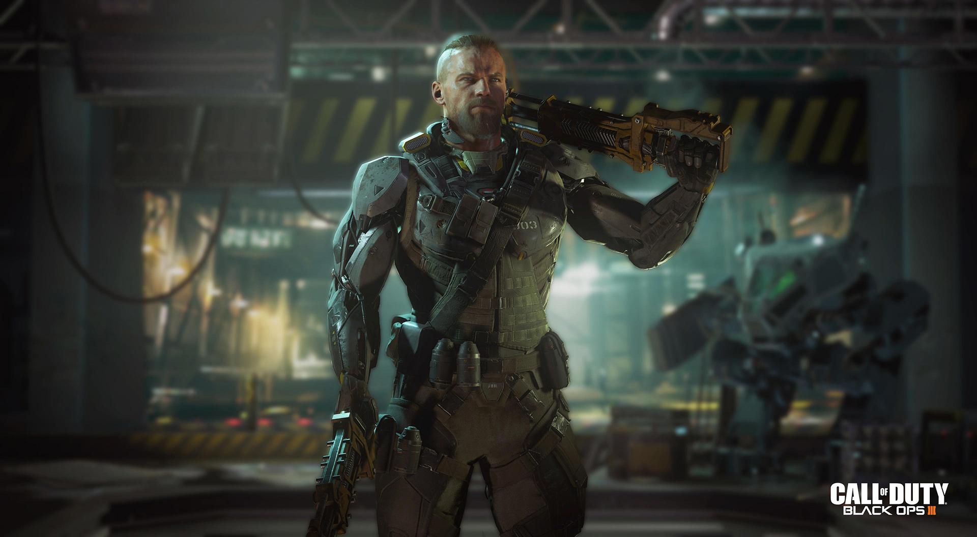 První trailer na Call of Duty: Black Ops 3 108480