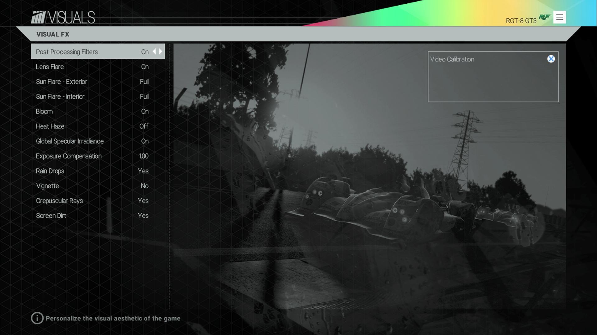 Konzole si zaslouží nastavení grafiky jako na PC 108485