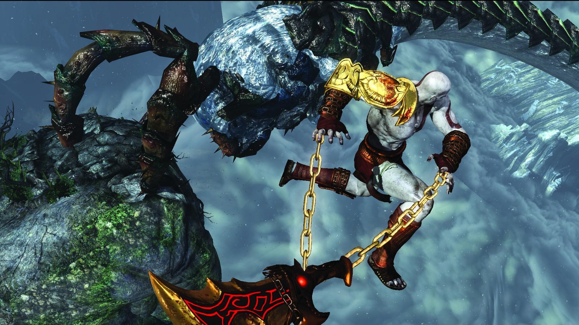 Tři obrázky z God of War 3 Remastered 108508