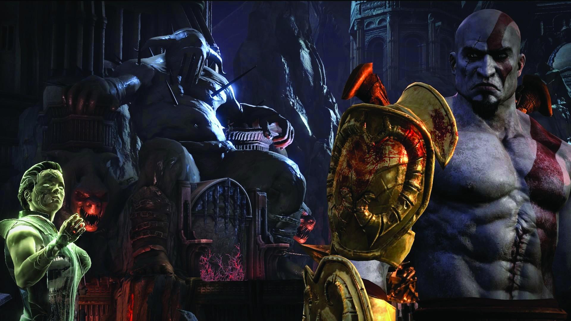 Tři obrázky z God of War 3 Remastered 108509
