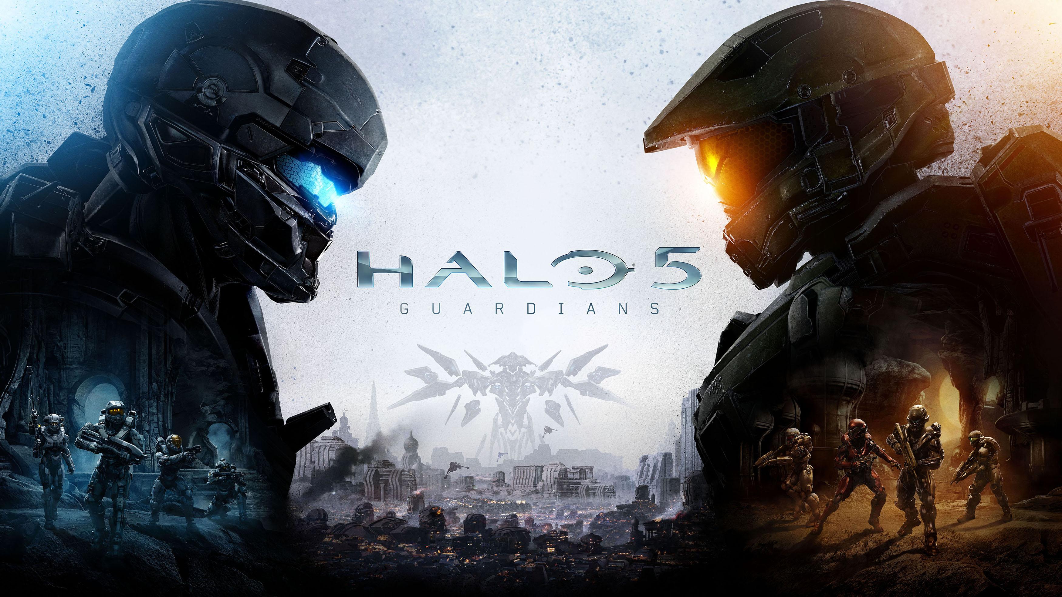 Přebal hry Halo 5: Guardians odhaluje nové Spartany 108531