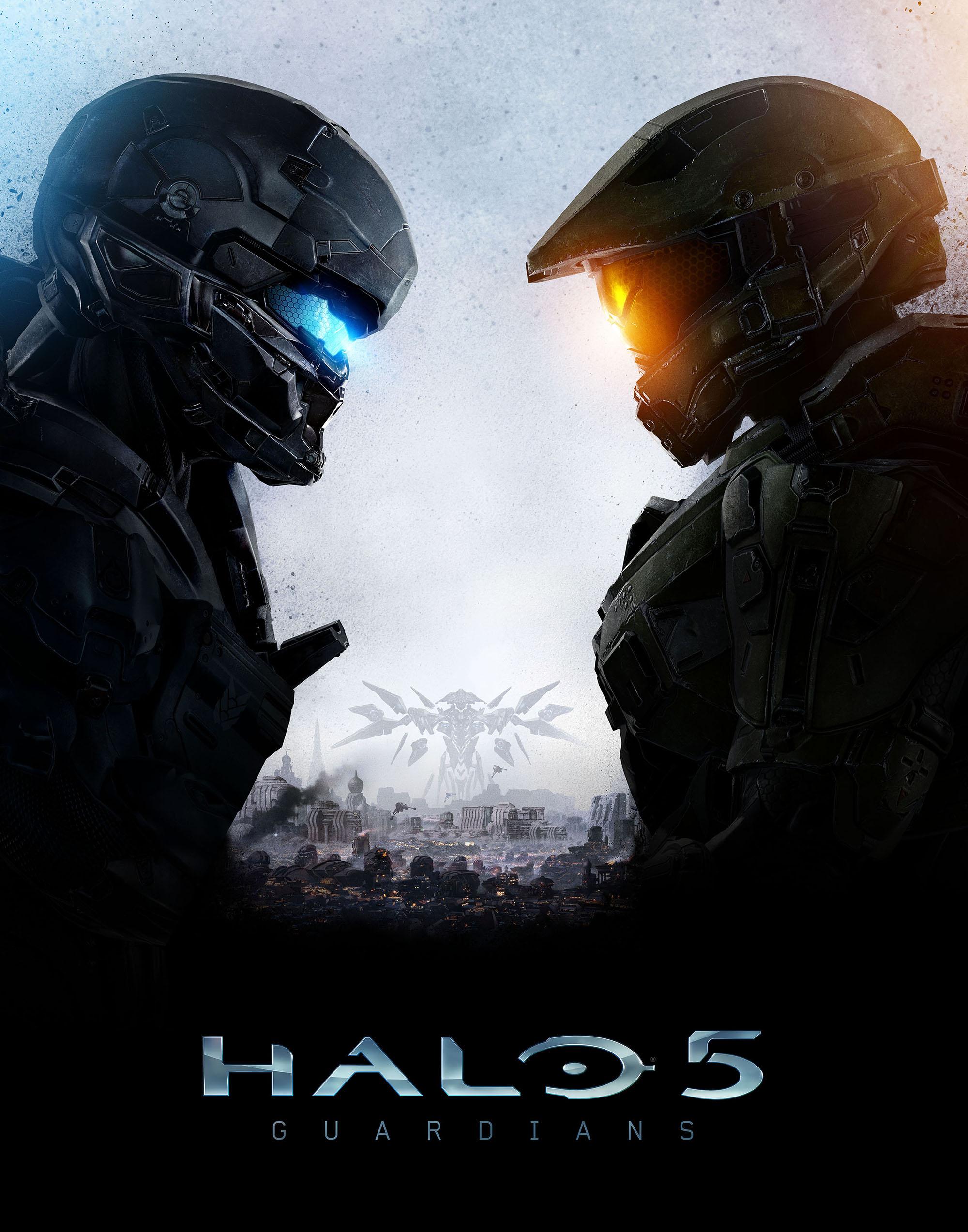 Přebal hry Halo 5: Guardians odhaluje nové Spartany 108532
