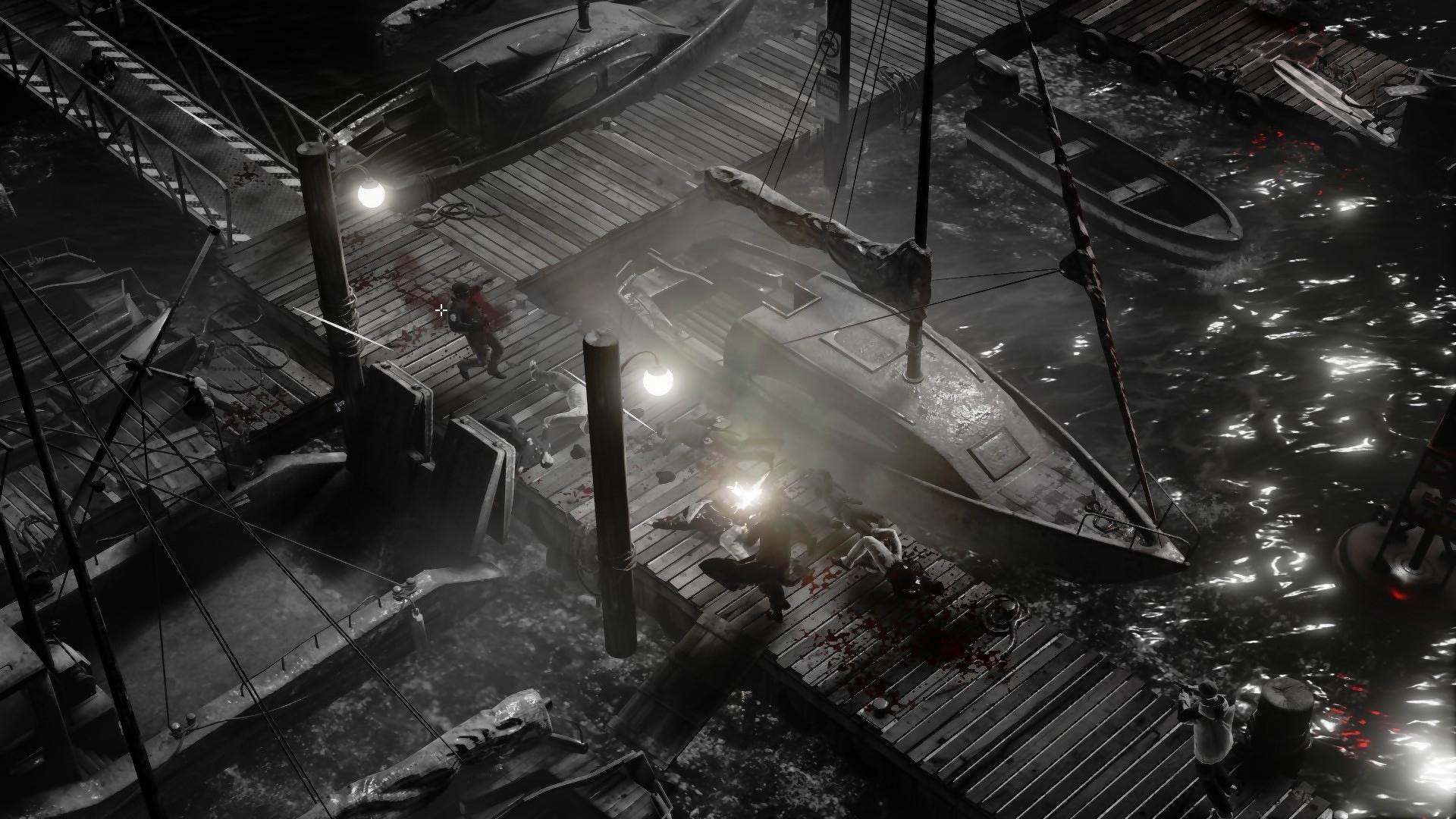 Obrazem: Střílení civilistů i policistů v brutálním Hatred 108578