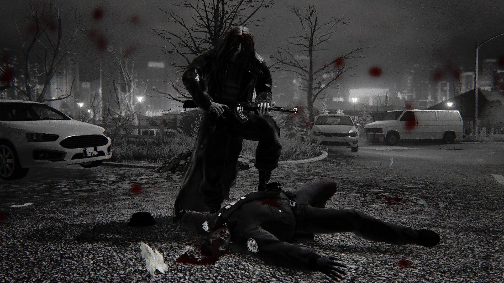 Obrazem: Střílení civilistů i policistů v brutálním Hatred 108581