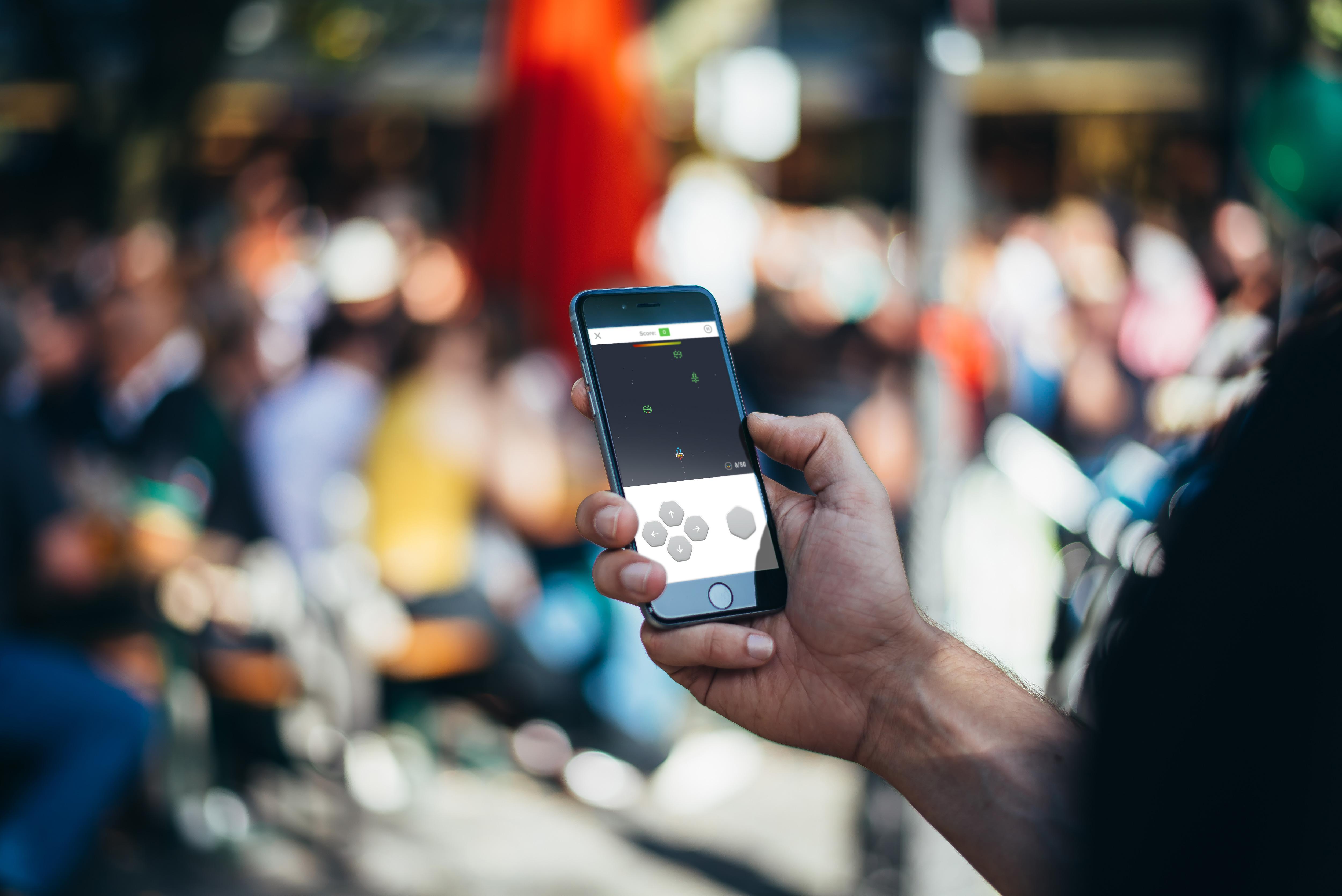 Pro mobily a tablety spuštěna nová globální herní sociální síť 108614