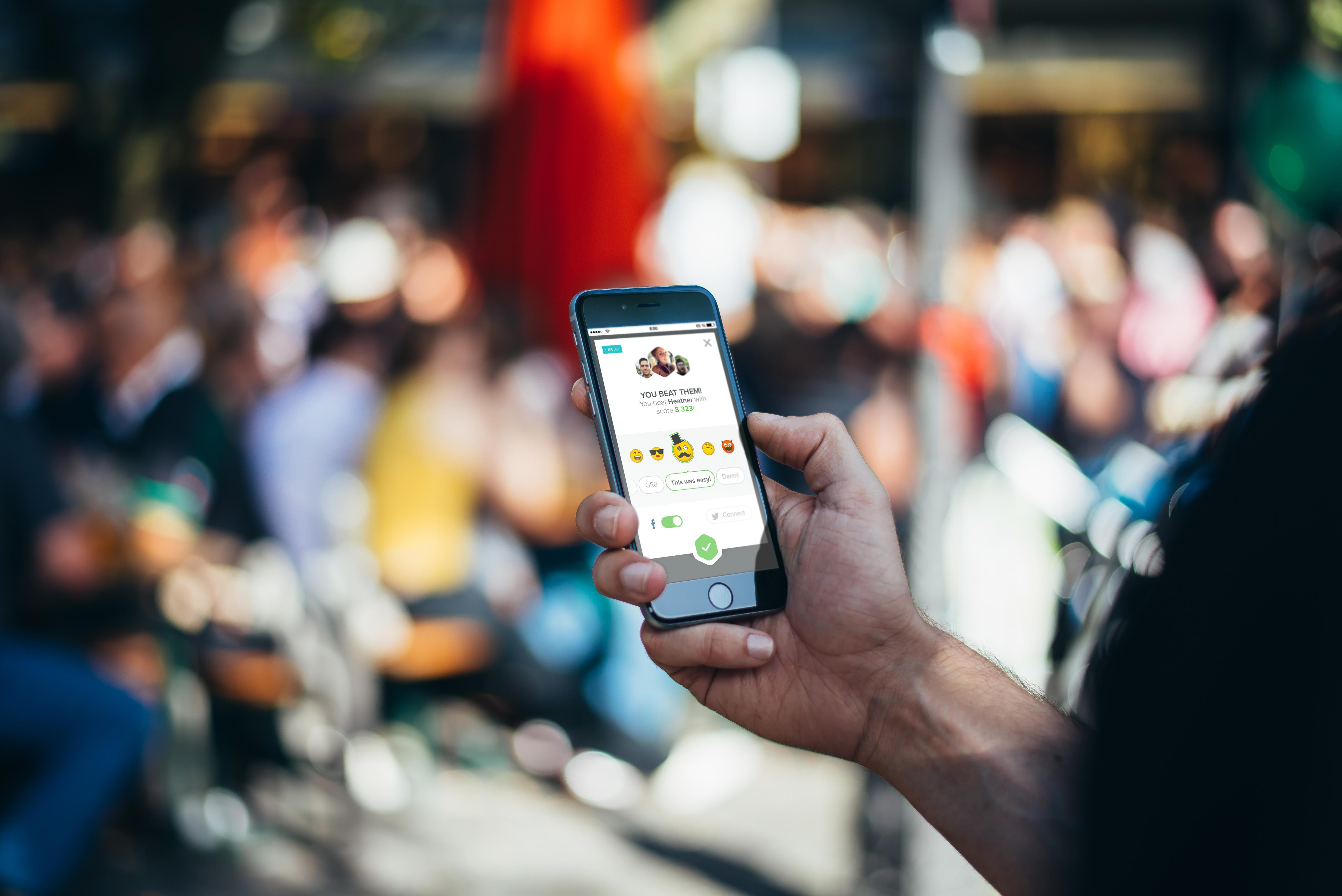 Pro mobily a tablety spuštěna nová globální herní sociální síť 108615