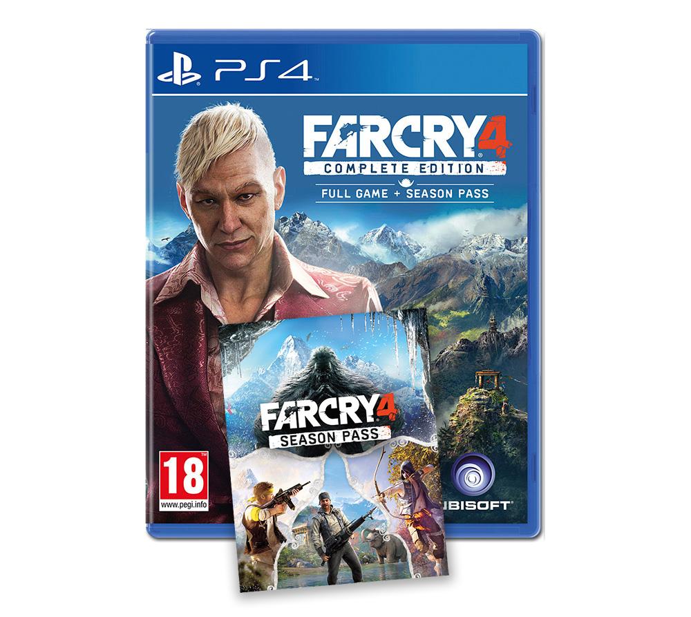 Oznámena kompletní edice Far Cry 4 108616
