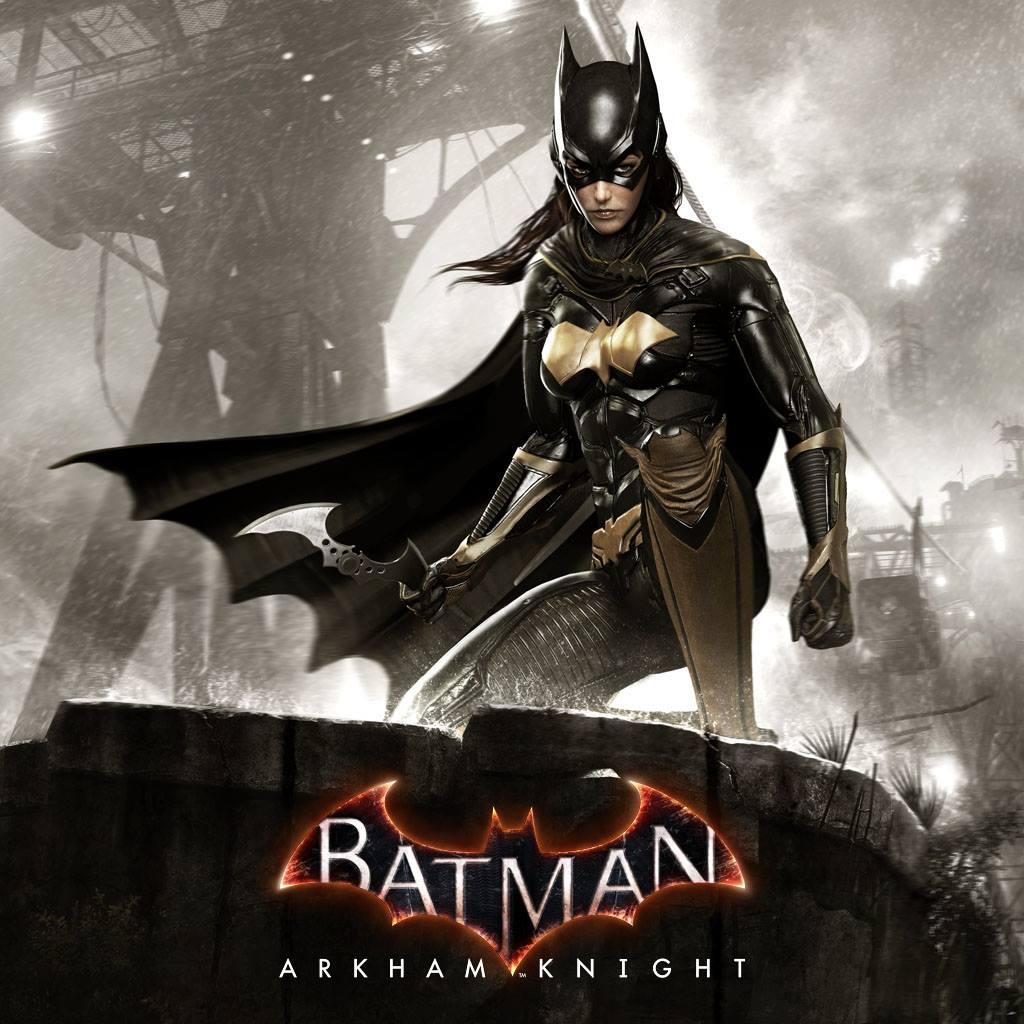 Batgirl se blíží do Batman: Arkham Knight 108617