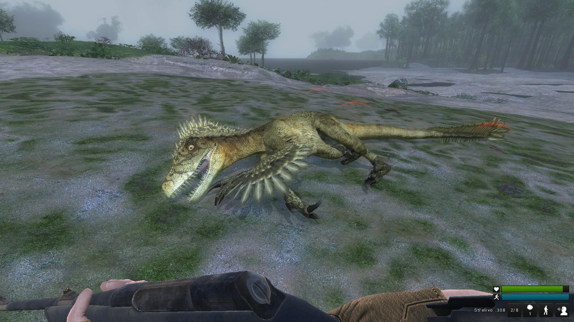 theHunter: Primal – lov ve vzdálené budoucnosti 108619