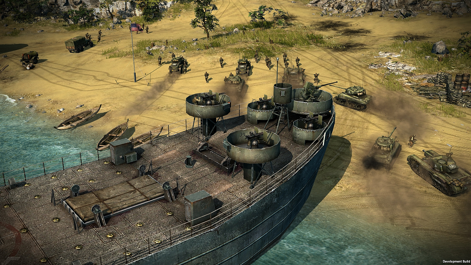 Strategie Blitzkrieg 3 na Steamu v Early Access 108630