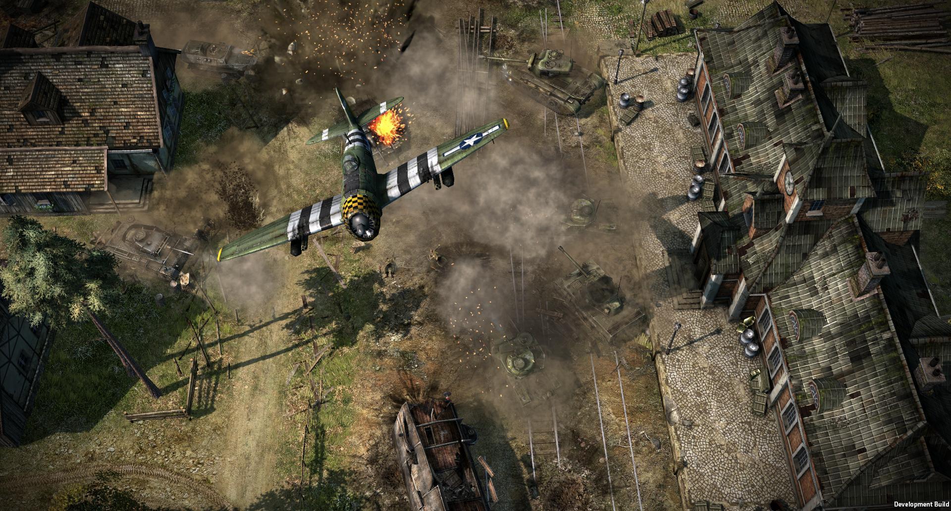 Strategie Blitzkrieg 3 na Steamu v Early Access 108631