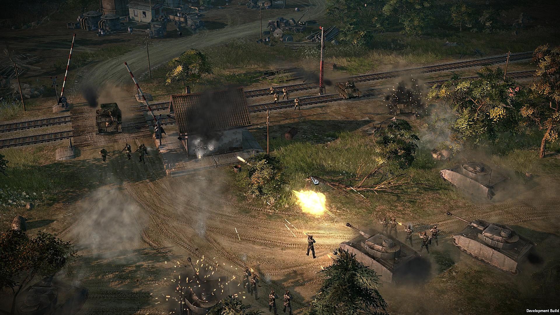 Strategie Blitzkrieg 3 na Steamu v Early Access 108633