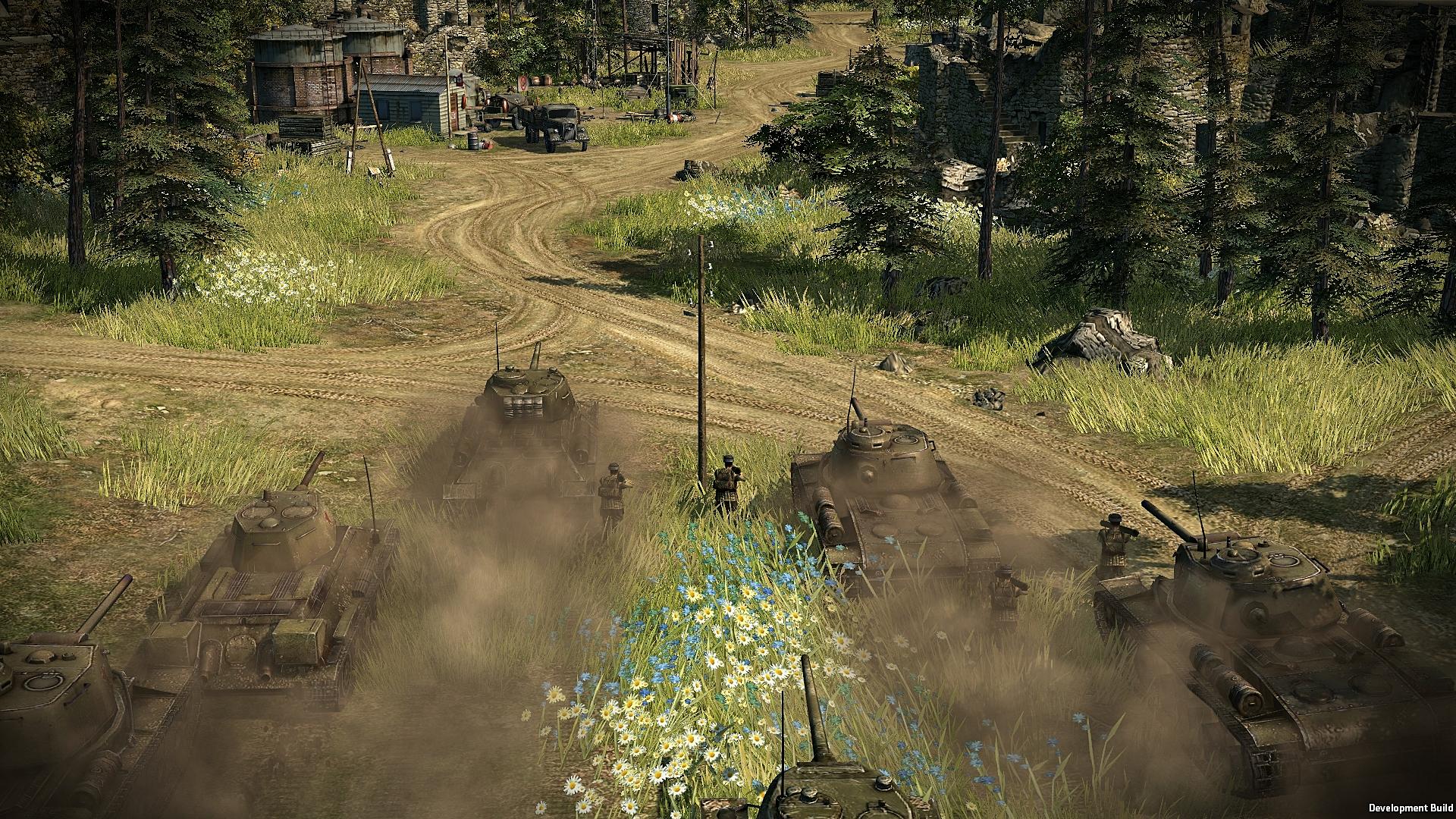 Strategie Blitzkrieg 3 na Steamu v Early Access 108634