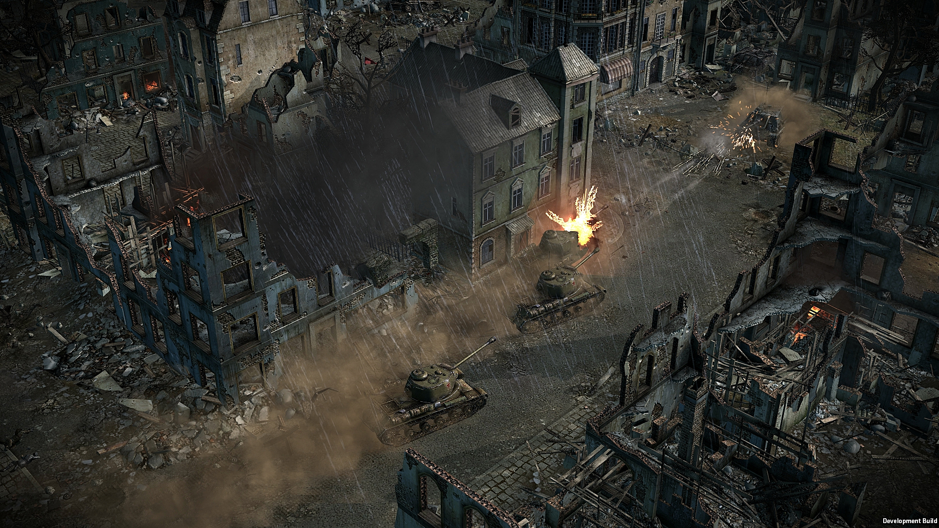 Strategie Blitzkrieg 3 na Steamu v Early Access 108636