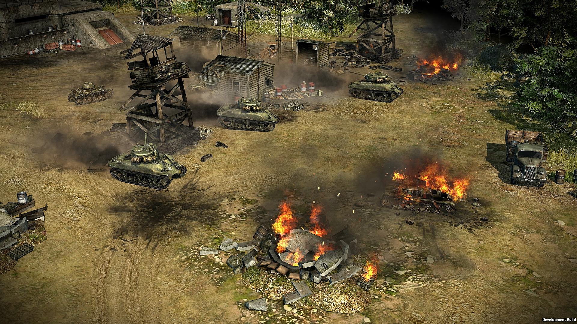 Strategie Blitzkrieg 3 na Steamu v Early Access 108637