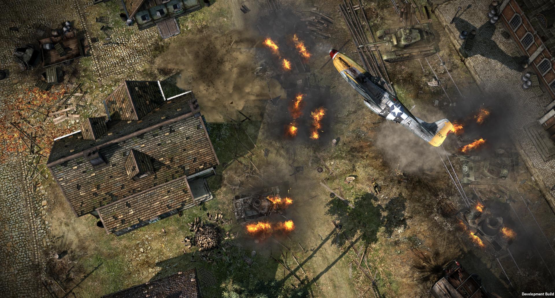 Strategie Blitzkrieg 3 na Steamu v Early Access 108638