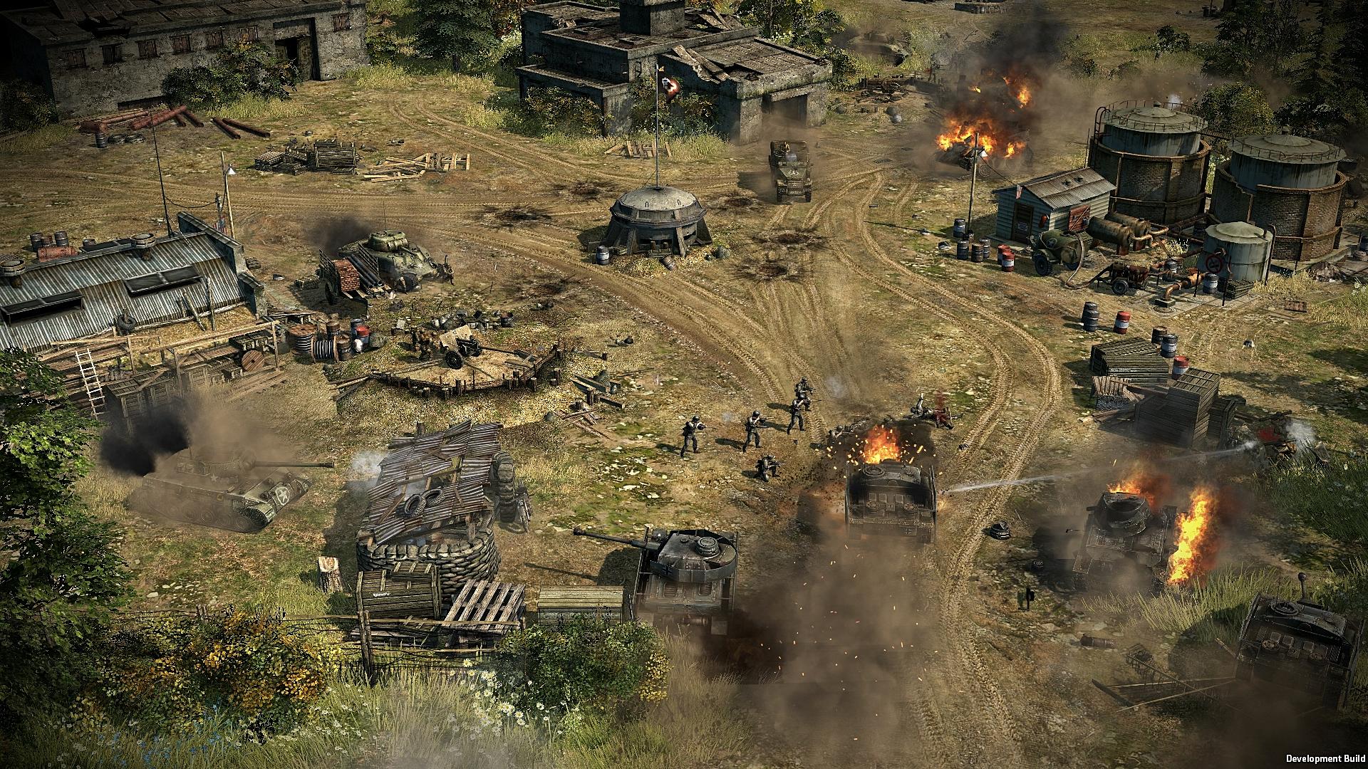 Strategie Blitzkrieg 3 na Steamu v Early Access 108641