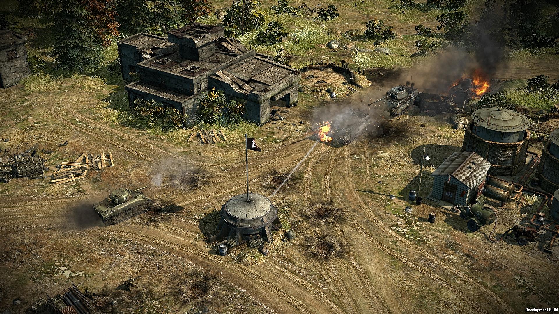 Strategie Blitzkrieg 3 na Steamu v Early Access 108643