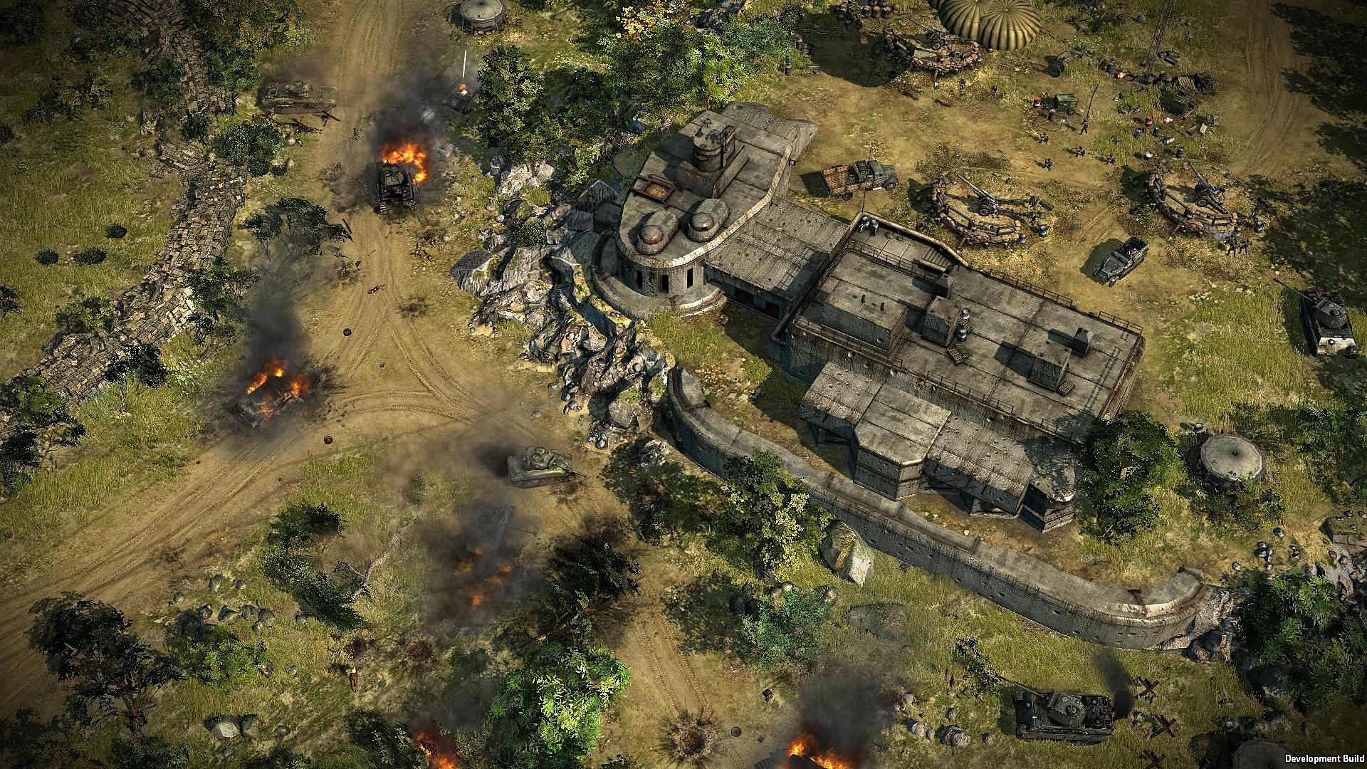 Strategie Blitzkrieg 3 na Steamu v Early Access 108644