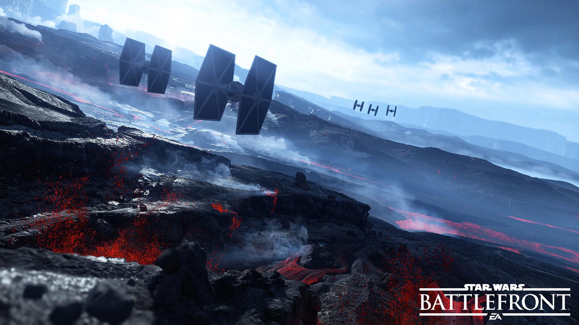 DICE přibližuje planetu Sullust ve Star Wars: Battlefront 108655