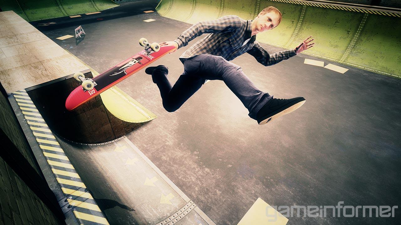 Odhalen nový Tony Hawk's Pro Skater 108680