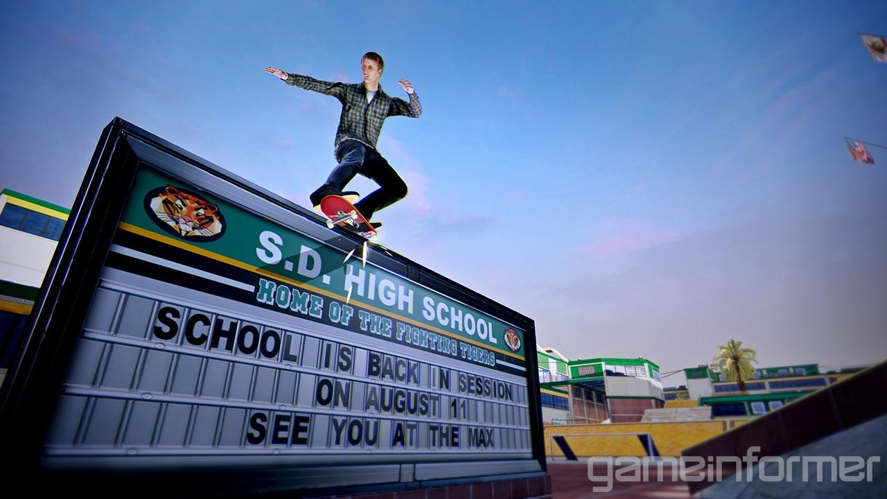 Odhalen nový Tony Hawk's Pro Skater 108682