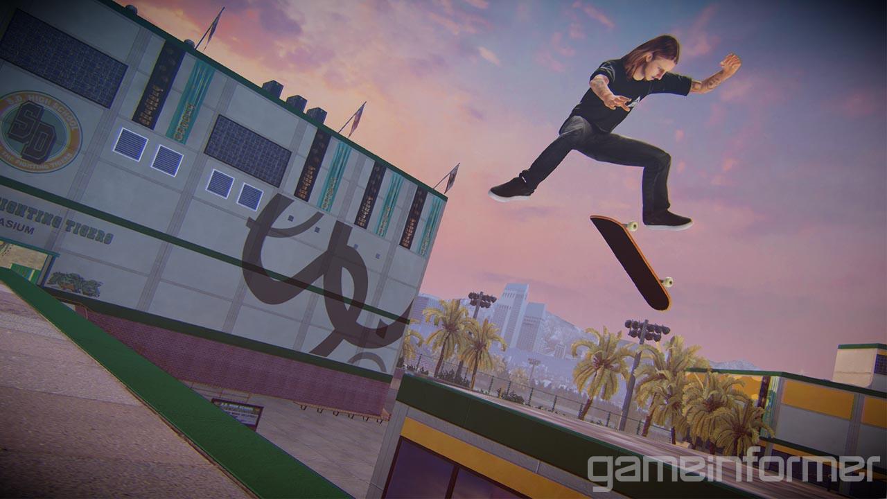 Odhalen nový Tony Hawk's Pro Skater 108683