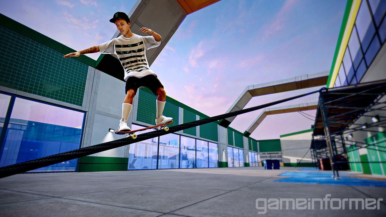 Odhalen nový Tony Hawk's Pro Skater 108685