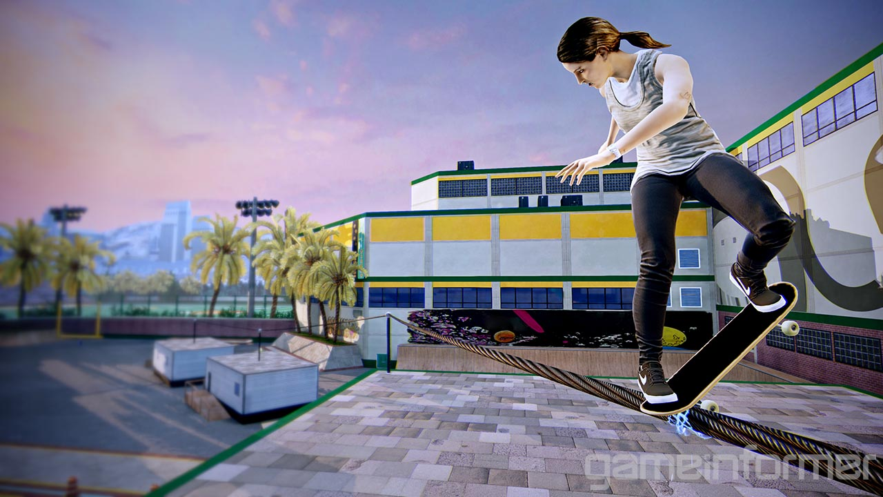Odhalen nový Tony Hawk's Pro Skater 108686