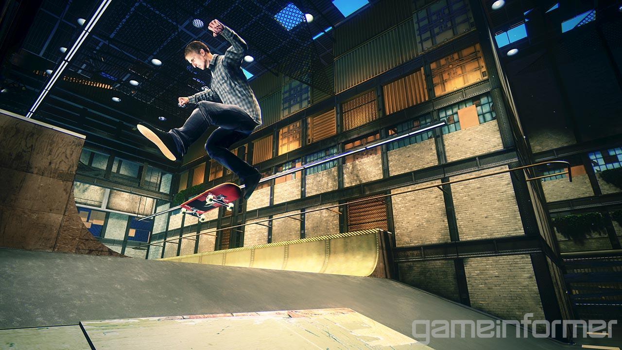 Odhalen nový Tony Hawk's Pro Skater 108688