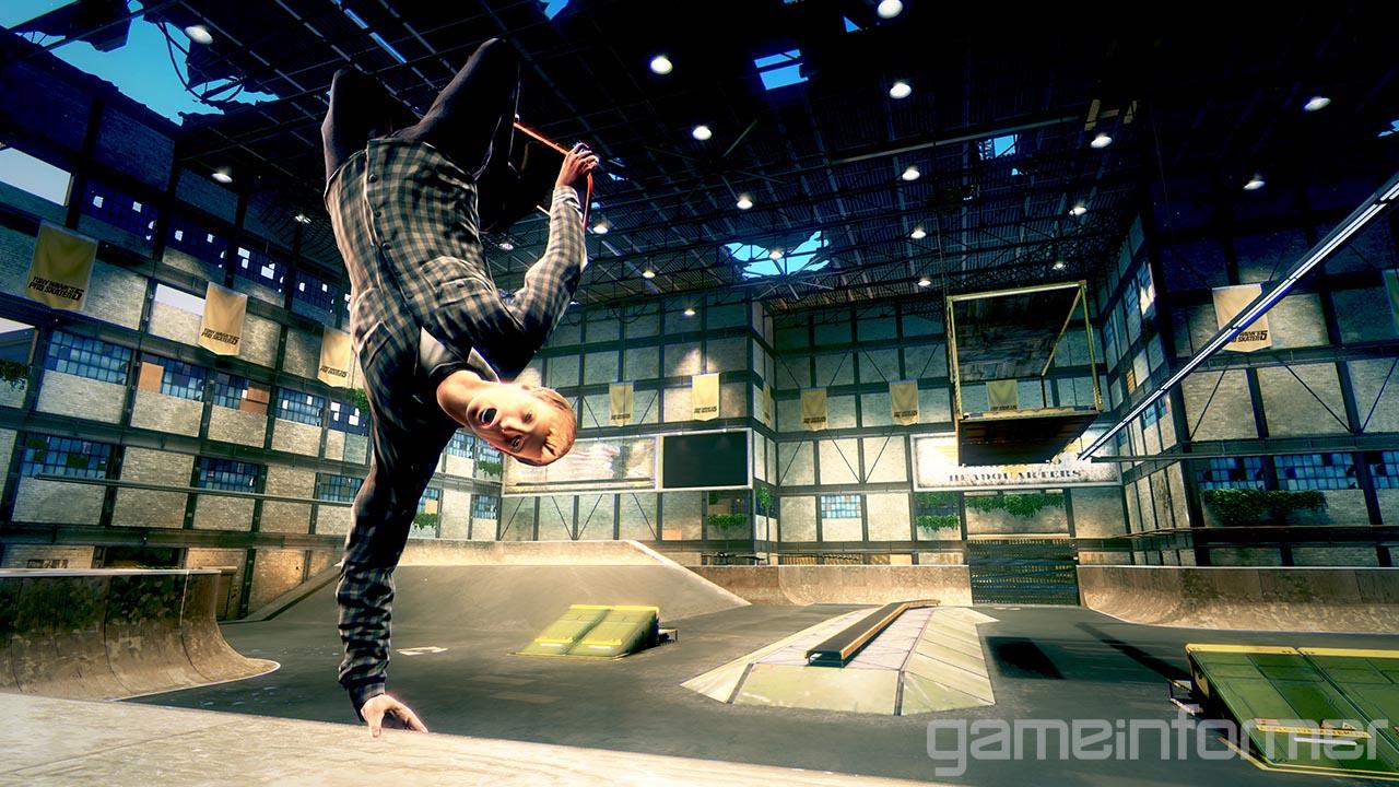 Odhalen nový Tony Hawk's Pro Skater 108689