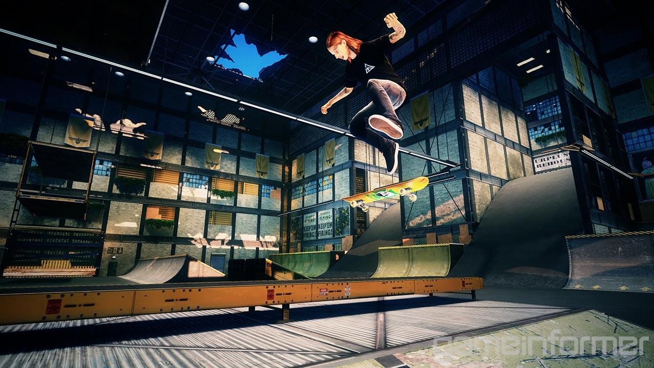 Odhalen nový Tony Hawk's Pro Skater 108690