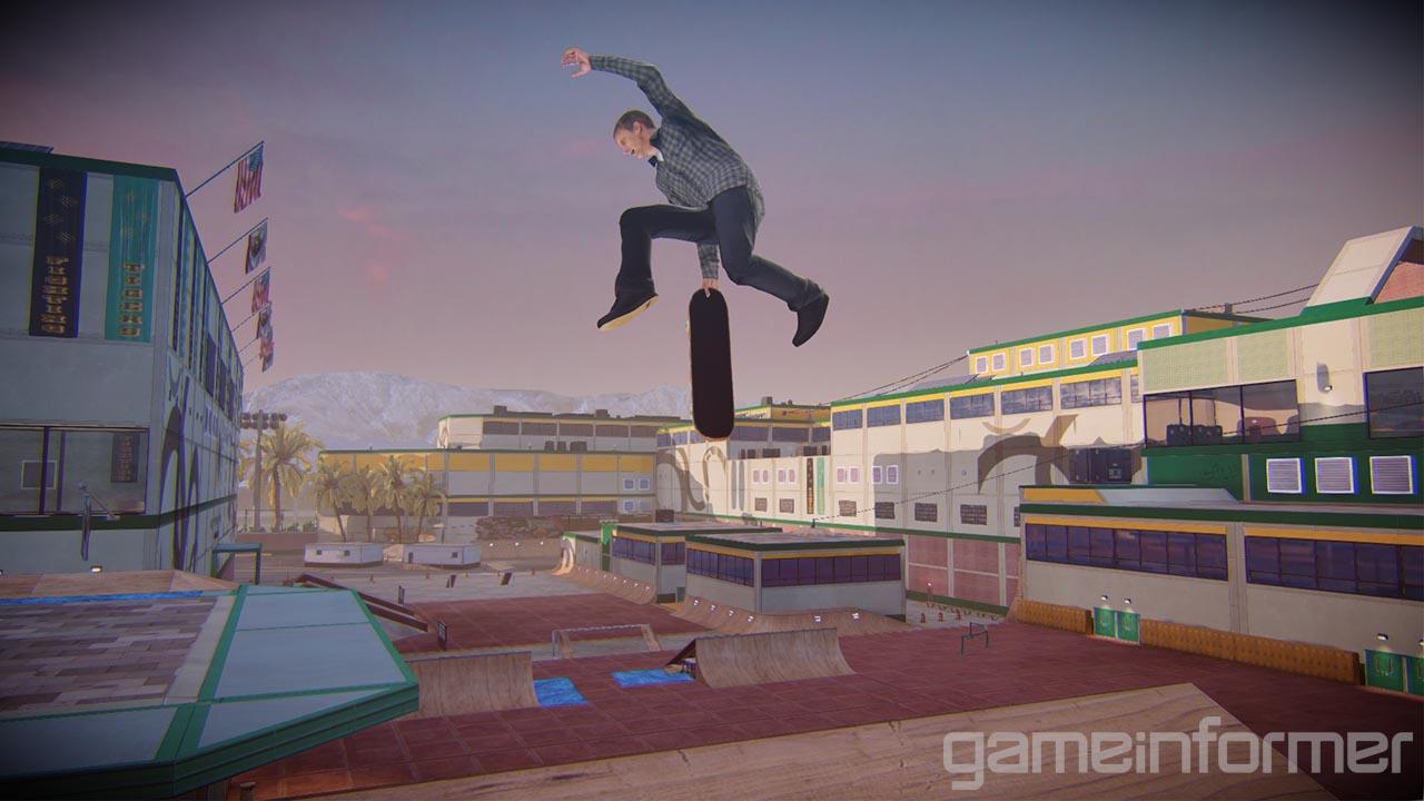 Odhalen nový Tony Hawk's Pro Skater 108691