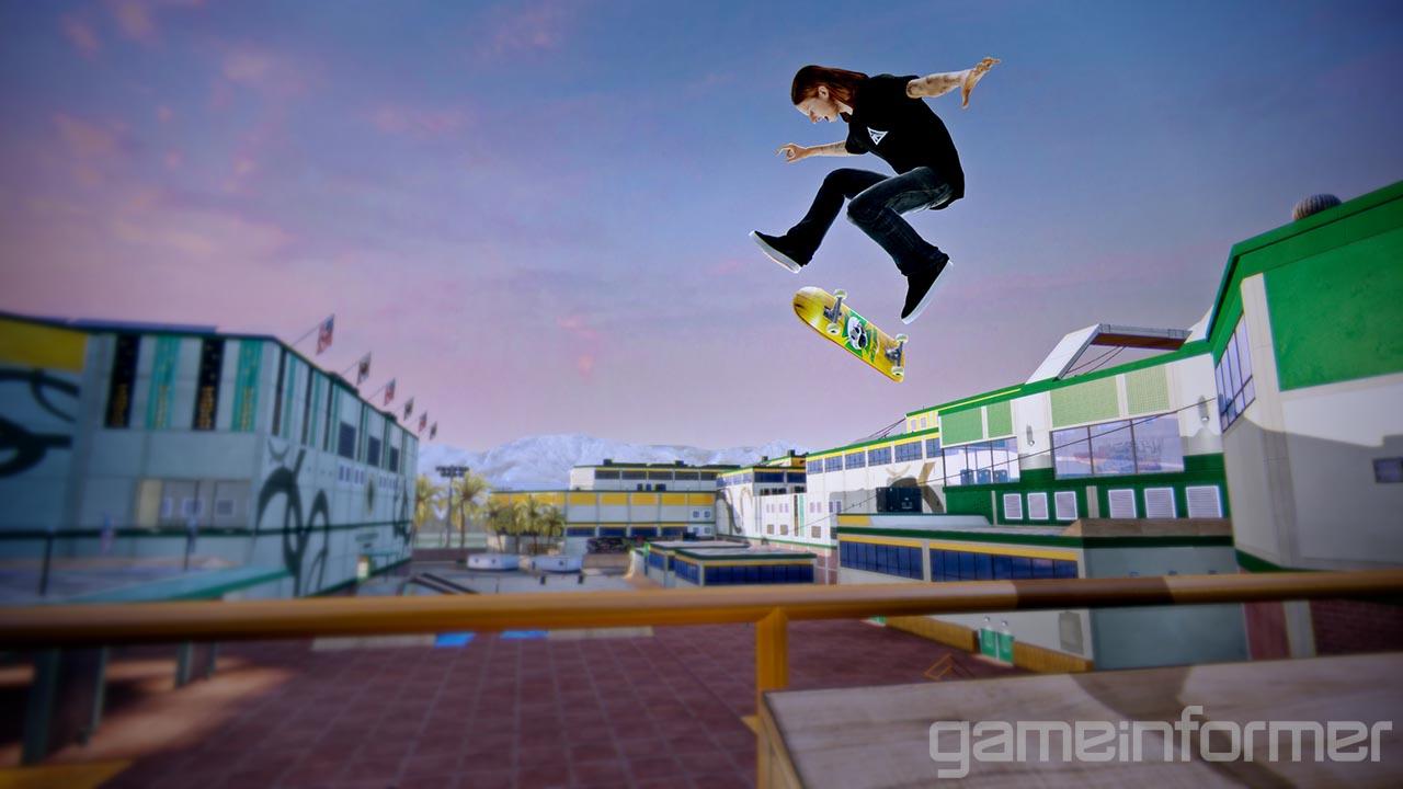 Odhalen nový Tony Hawk's Pro Skater 108692